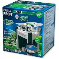 JBL CristalProfi e402 внешний фильтр для аквариума 40-120 л 6028000