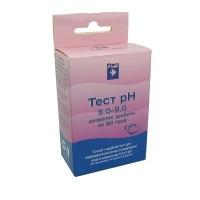 Ptero Тест pH 5.0-9.0 - тест на Кислотность воды