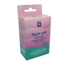 Ptero Тест pH 6.0-7.6 - тест на Кислотность