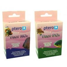 2 теста: NO3 Нитраты PO4 Фосфаты. Тесты для воды Ptero со скидкой!