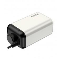 Компрессор двухканальный Grech CIP-200, 180 л/ч для аквариума до 200 л