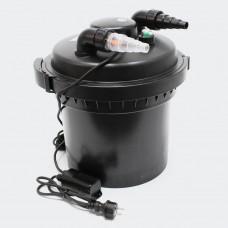 Фільтр SunSun CPF-280 UV 11W для ставка 4-8 м3 для УЗВ