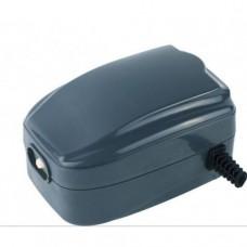 Компрессор одноканальный Sunsun YT-301C, 90 л/ч для аквариума до 100 л