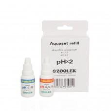 Реагенты для теста ZOOLEK Тест pHx2 - на Кислотность воды