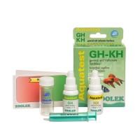 ZOOLEK Aquatest GH-KH тест на Общую и Карбонатную жесткость воды