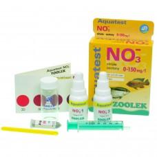 ZOOLEK Aquatest NO3 тест на Нитраты в воде в аквариуме